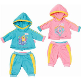 Baby Born Kleding Sporty Collection