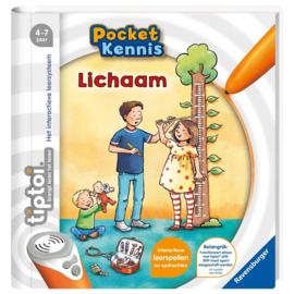 Tiptoi Pocket Boek Mijn Lichaam