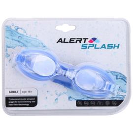 Alert Splash Chloorbril Dubbel Maat L