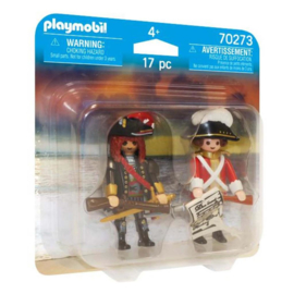Playmobil 70273 Duopack Piraten