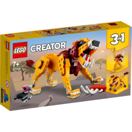 Lego Creator 31112 Wilde Leeuw 3 in 1