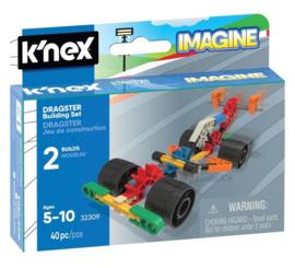 K'nex Building Set Dragster