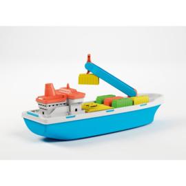 Boot Vrachtschip 40 cm