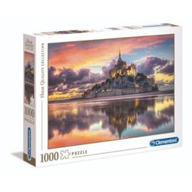 Mont Saint Michel (1000 stukjes)