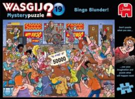 Wasgij Mystery 19  Bingo Blunder (1000)