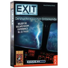 Spel EXIT : De Vlucht naar het Onbekende