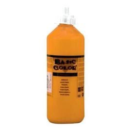 Plakkaatverf 500 ml Oranje