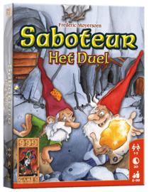 Saboteur: Het duel - Kaartspel
