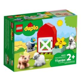 Lego Duplo 10949 Boerderijdieren Verzorgen