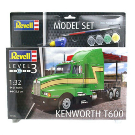Bouwdoos Kenworth T600 Model Set