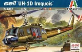 UH-1D Iroquois - 1:72