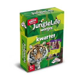 Kwartet Jungle