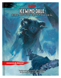 D&D 5.0 - ICEWIND DALE RIME OF THE FROSTMAIDEN