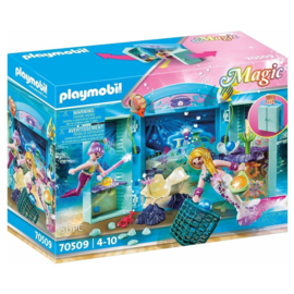 PLAYMOBIL 70509 SPEELBOX ZEEMEERMINNEN
