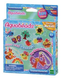 Betoveringsset: Kristallen Aquabeads (79288)