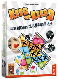 Spel Keer op Keer 2 - Dobbelspel