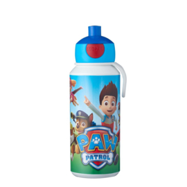 Paw Patrol Drinkfles Pop-Up 400 ml Mepal