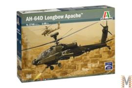 AH-64D Longbow Apache - 1:48