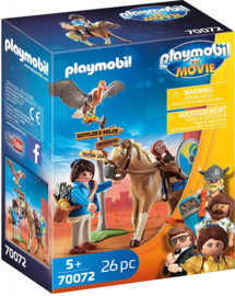 Playmobil 70072  Movie Paard met Maria