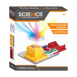 Science Maak je eigen discobal