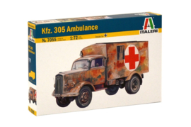 Kfz 305 Ambulance - 1:72
