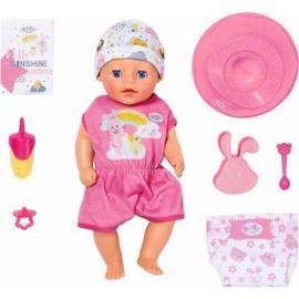 BABY Born Soft Touch Meisje 36 cm