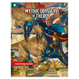 D&D 5.0 - MYTHIC ODYSSEYS OF THEROS