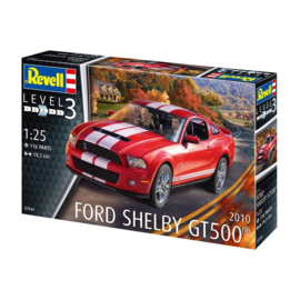 Bouwdoos Ford Shelby GT500 Model Set