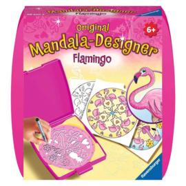 Mandala Mini Flamingo