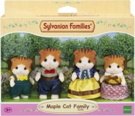 Sylvanian Families 5290 Familie Esdoornkat