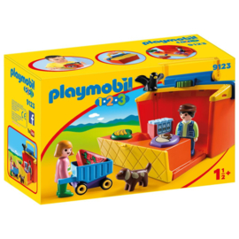 Playmobil 123 Marktkraam