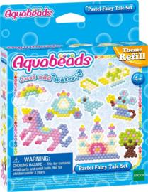 Sprookjesset pastel Aquabeads (31632)