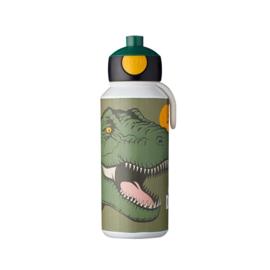Mepal Drinkfles Pop-Up Dino 400 ml