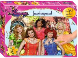 Prinsessia Diamant 50 stukjes - Puzzel