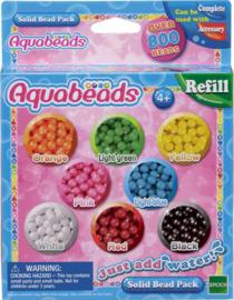 Aquabeads Effen Parelpakket