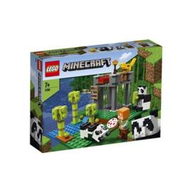 Lego Minecraft 21158 Pandaverblijf