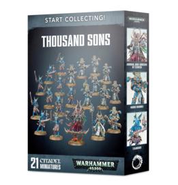 Start Collecting! Thousand Suns