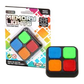 Memory Volgspel Licht&Geluid