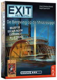 Spel EXIT - De beroving op de Mississippi