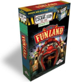 Spel Escape Room Welcome to Funland (Uitbreiding)