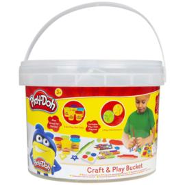 Play-Doh Knustel en Speel Emmer