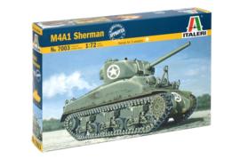 M4 Sherman - 1:72