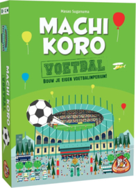 Spel Machi Koro Voetbal