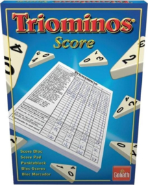 Spel Triominos Scoreblok