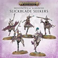 Hedonites of Slaanesh Slickblade seekers