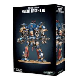 Knight Castellan / Tyrant with Plasma Decimator and Volcano Lance