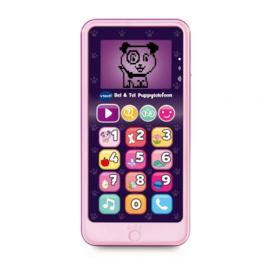 Vtech Bel & Tel Puppy telefoon roze
