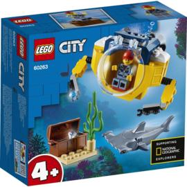 Lego City 60263 Oceaan Mini-Duikboot