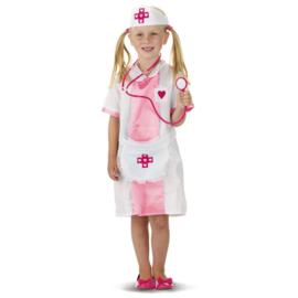 Verkleedset Zuster 6-9 jaar