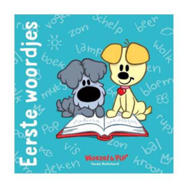 Boek Woezel en Pip Eerste Woordjes